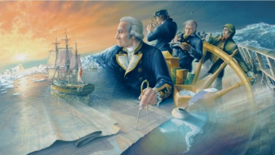 246 лет назад Джеймс Кук высадился на восточном побережье ...